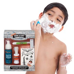 Mini Man Shaving Kit