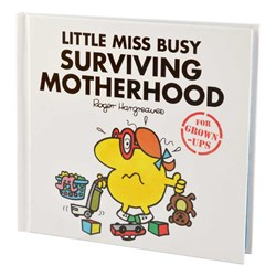 Little Miss Busy Surviving Motherhood | Mr Men For Grown-Ups