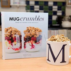 Mug Crumbles Book | Ready to Eat in 3 Minutes