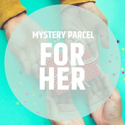 Mystery Parcel for Her   worth over £70!