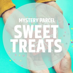 Sweet Treats Mystery Parcel | worth over £30!