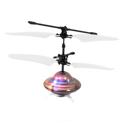 Nano UFO Flyer Mini RC Helicopter