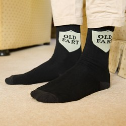 Old Fart Socks | Hilarious socks