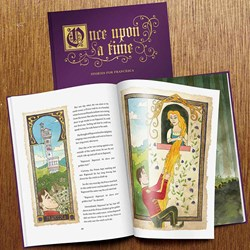 Once Upon A Time Personalised Fairy Tales Book