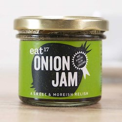 Onion Jam - Sticky Sweet Relish | Eat 17 Jam