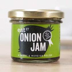 Onion Jam - Sticky Sweet Relish | Eat 17 Jam