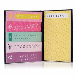 Page Peeper Sticky Notes