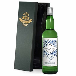 Personalised Gin Gift Box