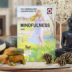 Personalised Ladybird Book of Mindfulness - For Her