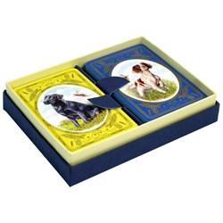 Labrador & Spaniel Playing Cards