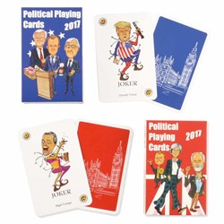 Political Playing Cards | Set of 2 Packs