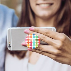 Pop Socket Mobile Phone Grip | Prop It, Grip It, Snap It