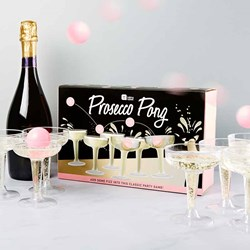 Prosecco Pong | The Classy Party Game!