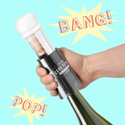 Prosecco Popper | The Lazy Girl Hack!