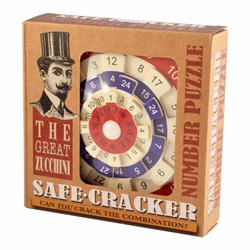 Safe Cracker Number Puzzle