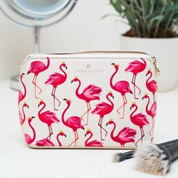 Sara Miller Cosmetic Bag | Flamingo Accessories