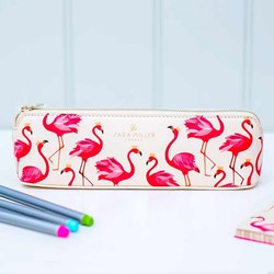 Flamingo Pencil Case | Sara Miller Stationery