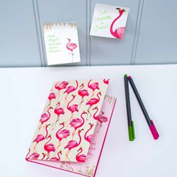 Sara Miller Sticky Notes | Flamingo Stationery