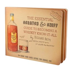 Scratch Sniff Whisky Book