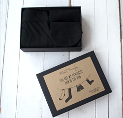 Pain in the Bum Underwear Set | Personalised Gift Box
