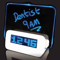Scribble Message Alarm Clock