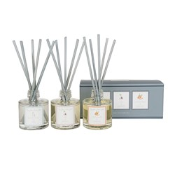 Set of 3 Mini Luxury Diffusers