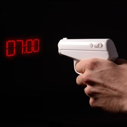 Secret Agent Alarm Clock | 007