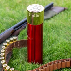 Shotgun Cartridge Flask