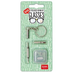 SOS Mini Glasses Repair Kit | Screwdriver, Screws & Nose Pad