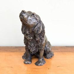 Spaniel Bronze Sculpture | by Charlie Smith