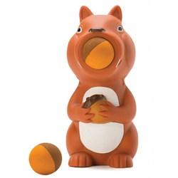 Squirrel Popper Toy | Shoots Foam Balls 20 feet!