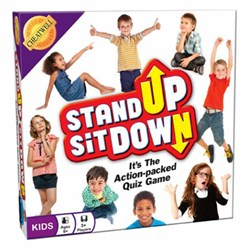 Stand Up - Sit Down Trivia Quiz | Quick Fire Questions