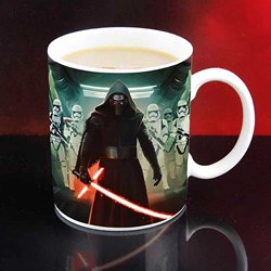 Kylo Ren Star Wars Mug | Official Star Wars Merchandise