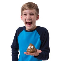 Sticky The Poo | Emoji Toy
