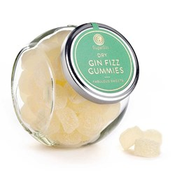 Sweet Gin Gummies | Fizzing with Flavour!