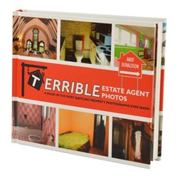 Terrible Estate Agent Book | Pathetic Property Photography!