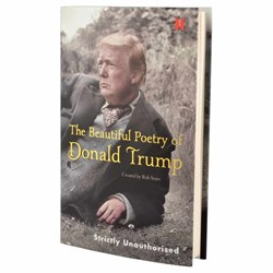 Donald Trump Poetry Book
