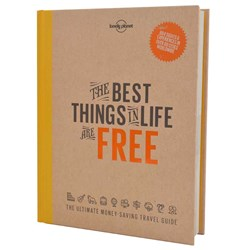 The Best Things in Life Are Free Book | Money Saving Travel Guide