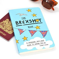 The Brexshit Book | Self-Help For The 48%