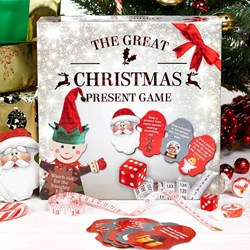 The Great Christmas Present Game | A Brand New Gift Giving Game!