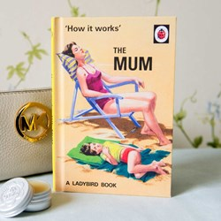 The Ladybird Book Of The MUM | Books for Grown-Ups Series