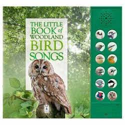 The Little Book of Woodland Bird Songs | Complete With Bird Sounds!