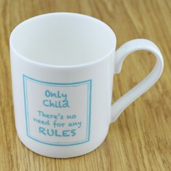 The Only Child Mug