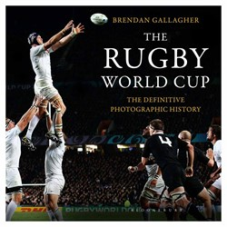 The Rugby World Cup Book | By Brendan Gallagher