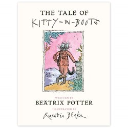 The Tale of Kitty in Boots | Written By Beatrix Potter