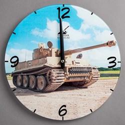 Tiger 131 Tank Clock