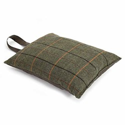 Tweed Garden Kneeler Cushion | Weatherproof Garden Gift