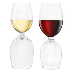 Twin Vin Double Ended Wine Glass