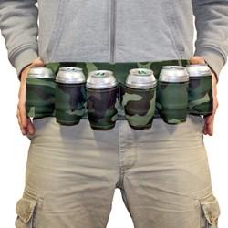 Ultimate 6 Pack Beer & Drinks Belt