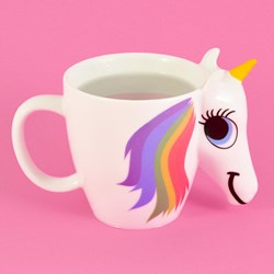 Unicorn Colour Changing Mug | Changes Colour Magically!